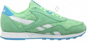 BUTY REEBOK CL NYLON WASHED